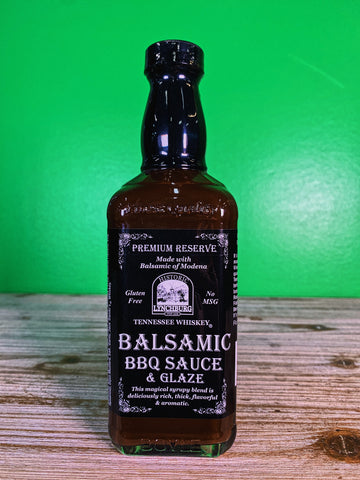 Historic Lynchburg Balsamic BBQ Sauce & Glaze - 16 oz.