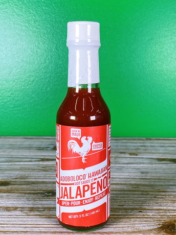 Adoboloco Jalapeno Hot Sauce - 5 oz.
