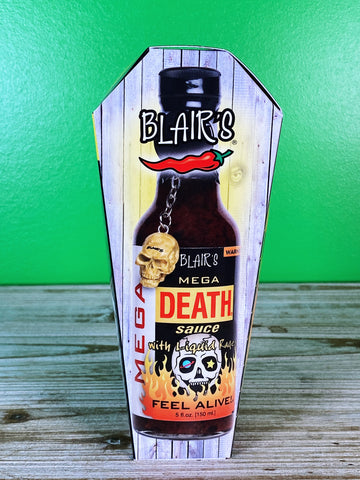 Blair's Mega Death Hot Sauce - 5 oz.