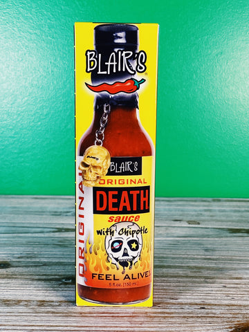 Blair's Original Death Hot Sauce - 5 oz.