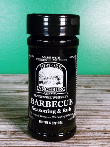 Historic Lynchburg Barbecue Seasoning - 5 oz.