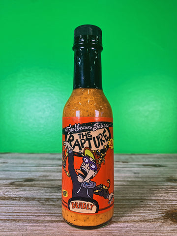 Torchbearer Rapture Scorpion Sauce - EXTREME HEAT! - 5 oz.