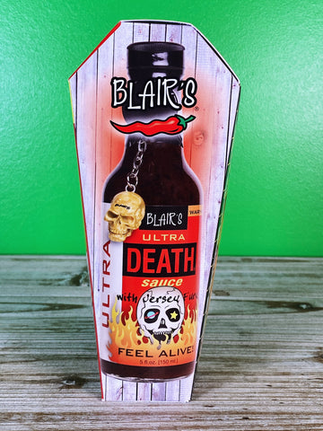 Blair's Ultra Death Hot Sauce - 5 oz.