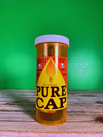 Pure Cap Extract (500K Scoville) - 2 oz.