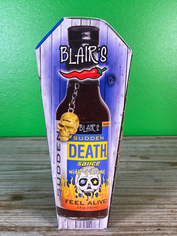 Blair's Sudden Death Hot Sauce - 5 oz.