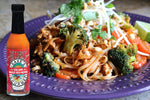 Dave's Gourmet Creamy Garlic Red Pepper Sauce - 8 oz.