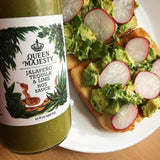 Queen Majesty Jalapeno Tequila & Lime Sauce - 5 oz.
