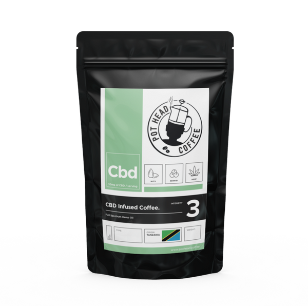 Pot Head CBD Coffee