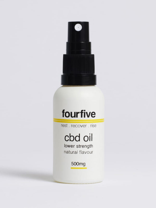FourFive 5% CBD Oil