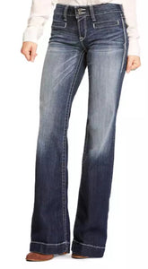 The Cheyenne Ariat trouser jeans.