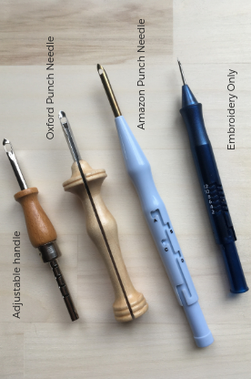 Punch Needle Tools available