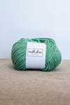 Superwash Wool Bulky Yarn Mint Green