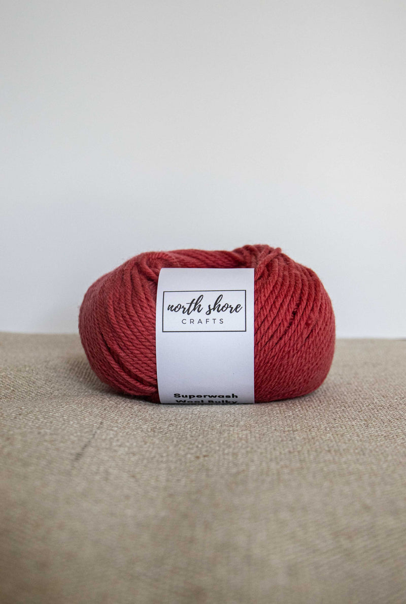 Superwash Bulky Yarn