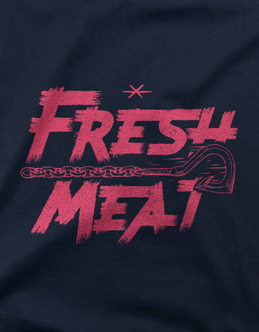 "GIXWEAR Men's T-Shirt ""Fresh Meat"""