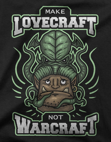 "GIXWEAR Men's T-Shirt ""Lovecraft"""