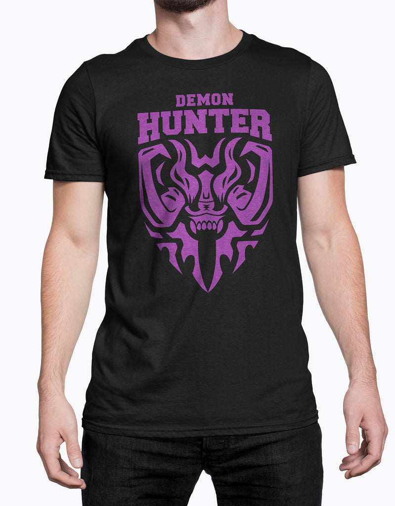"GIXWEAR Men's T-Shirt ""Demon Hunter"""