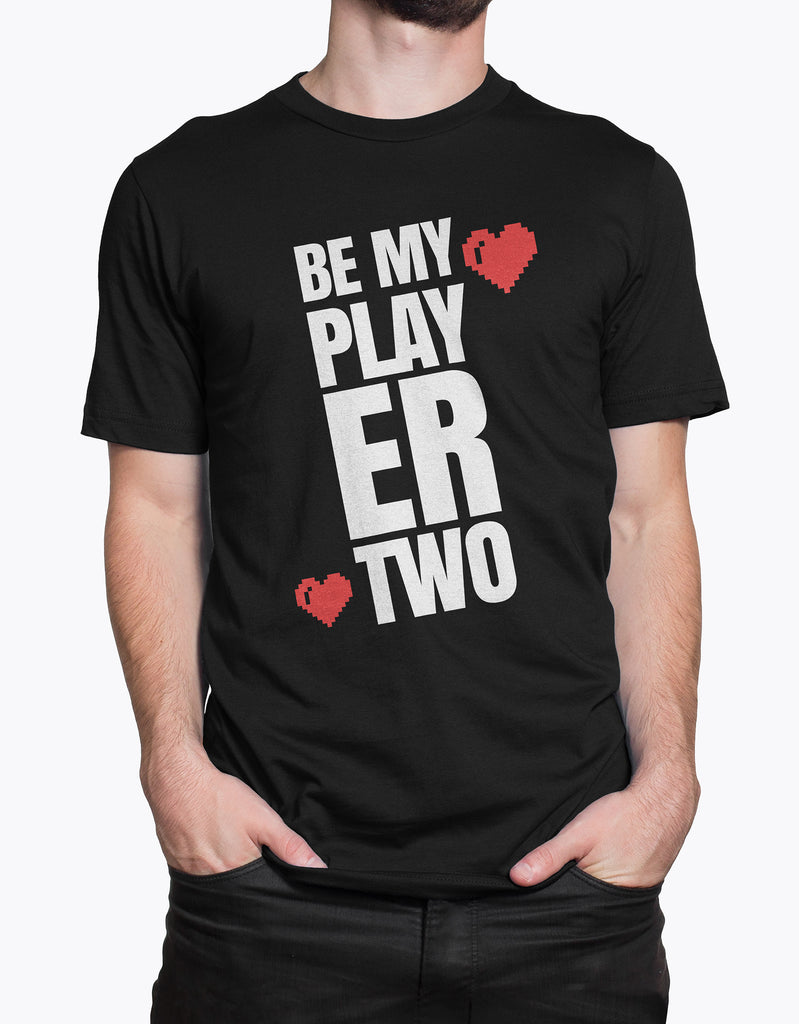 """Player Two"" Valentines Day Men's T-shirt"