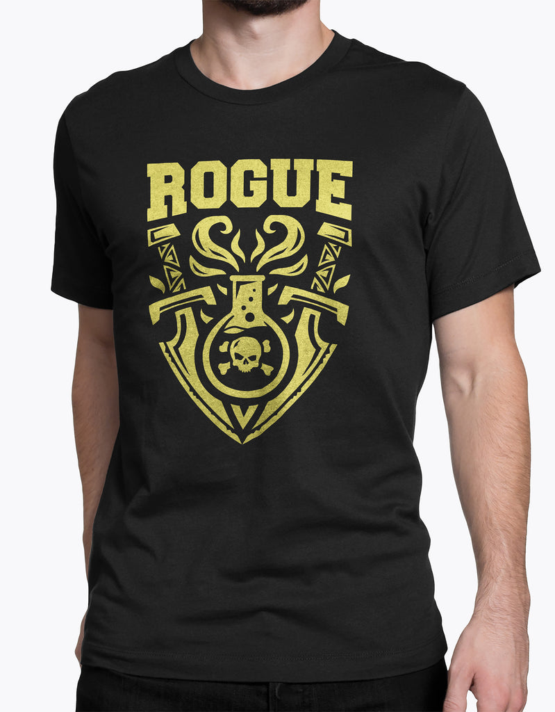 "GIXWEAR Men's T-Shirt ""Rogue"""