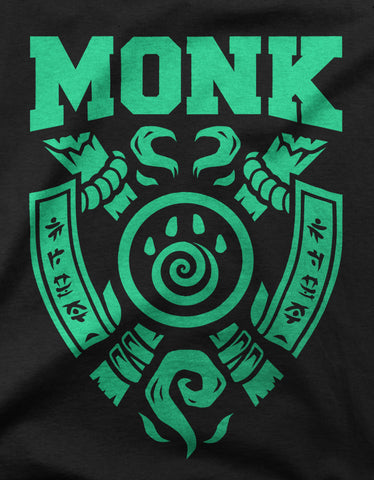 "GIXWEAR Women's T-Shirt ""Monk"""