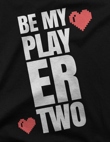 """Player Two"" Valentines Day Women's T-shirt"