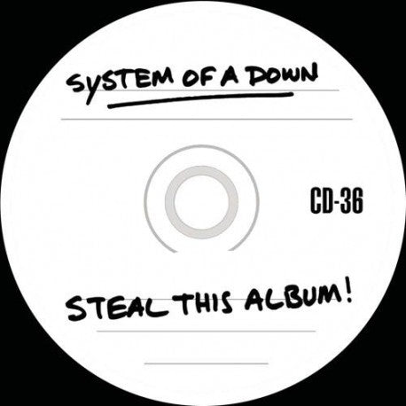 System Of A Down - Steal This Album! (Vinyl 2LP)