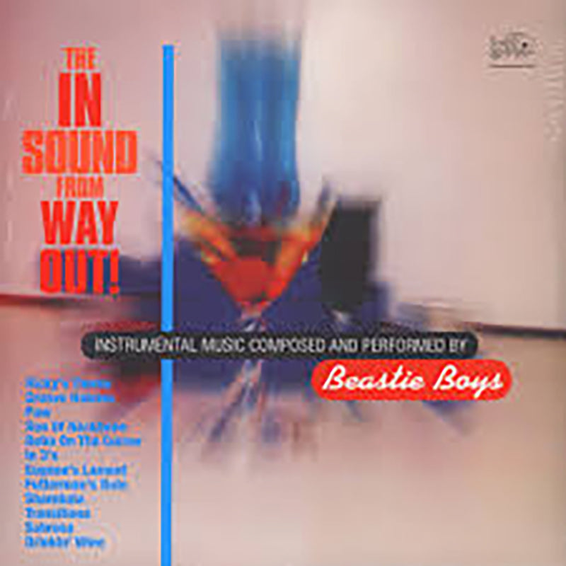 Beastie Boys - The in Sound from Way Out [LP]