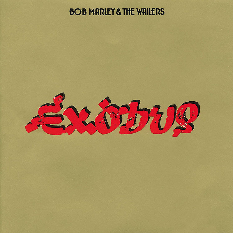 Bob Marley & the Wailers - Exodus: Half Speed Master [LP]