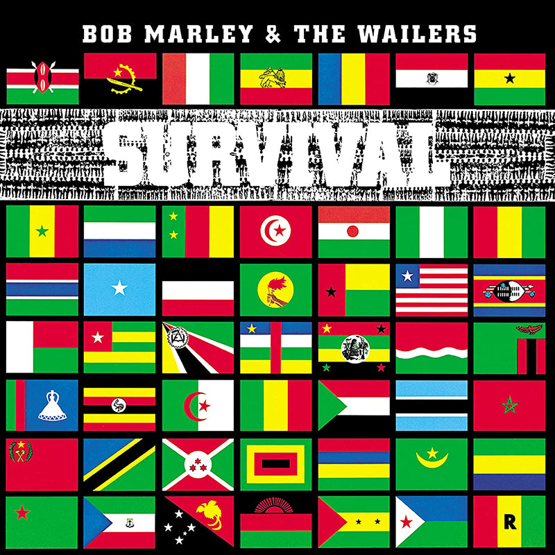 Bob Marley & the Wailers - Survival: Half Speed Master [LP]