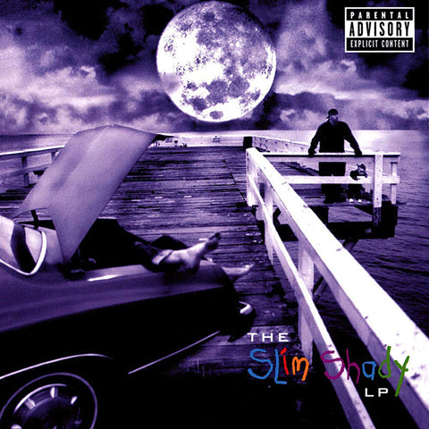 Eminem - The Slim Shady LP [2LP]