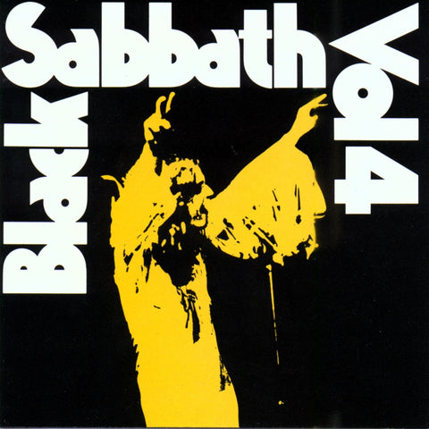 Black Sabbath - VOL. 4 (180g Vinyl LP)