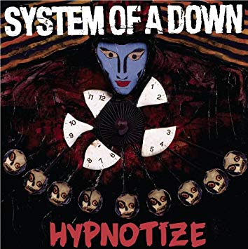 System Of A Down - Hypnotize (Vinyl LP)