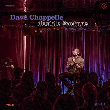 Dave Chappelle - Double Feature: Equanimity / BirdRevelation (Vinyl 4LP)
