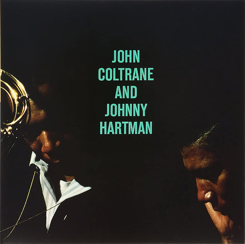 John Coltrane And Johnny Hartman - John Coltrane And Johnny Hartman [LP]