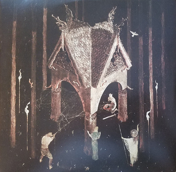 Wolves In The Throne Room - Thrice Woven (Vinyl2LP)