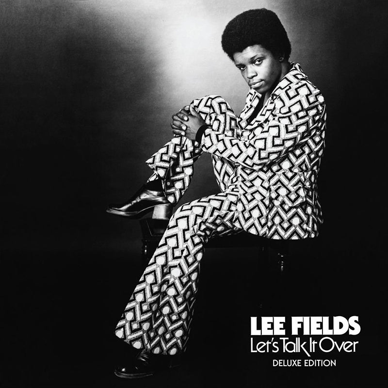 Lee Fields - Let's Talk It Over: Deluxe Edition [2LP]