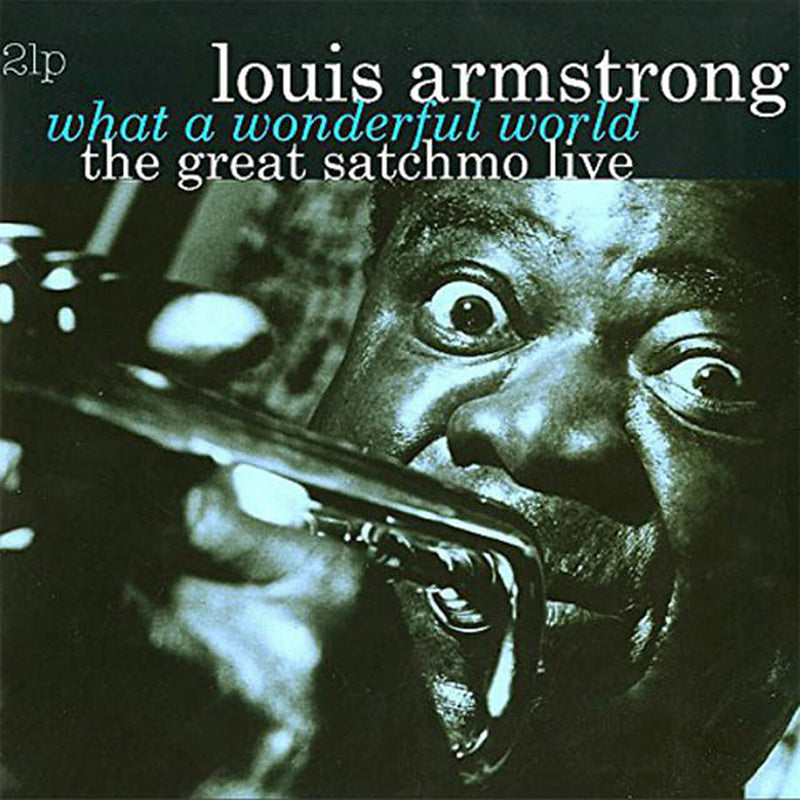 Louis Armstrong - The Great Satchmo Live/What A Wonderful World [2LP] (180G)