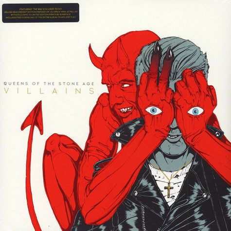 Queens of the Stone Age - Villains [2LP] (Deluxe)