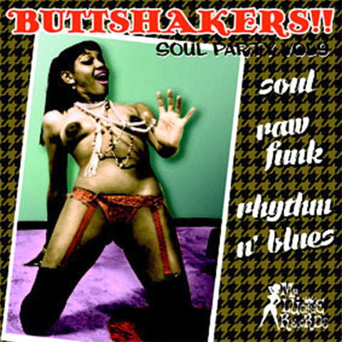 Various Artists - Buttshakers! Soul Party Vol. 9 [LP]