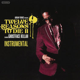 Ghostface Killah - 12 Reasons To Die II: Instrumentals [LP]