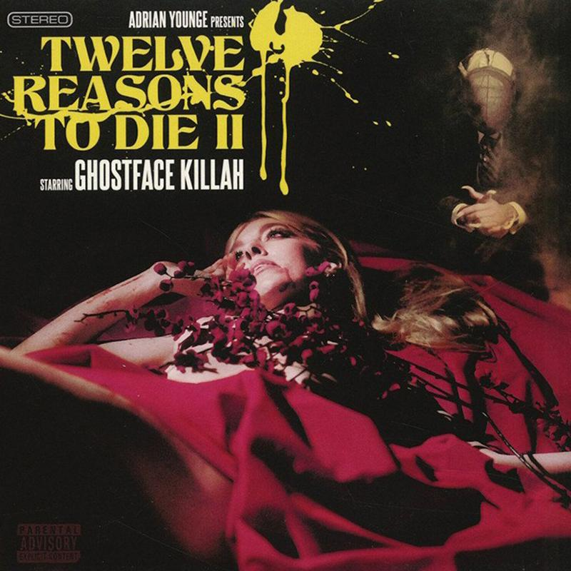 Ghostface Killah - 12 Reasons To Die II [LP]