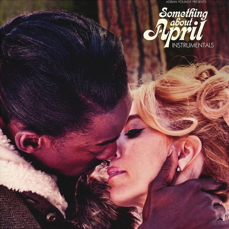 Adrian Younge - Something About April (Instrumental) [LP]