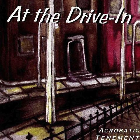 At The Drive-in - Acrobatic Tenement [LP]