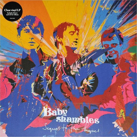 Babyshambles - Sequel To The Prequel [2LP]