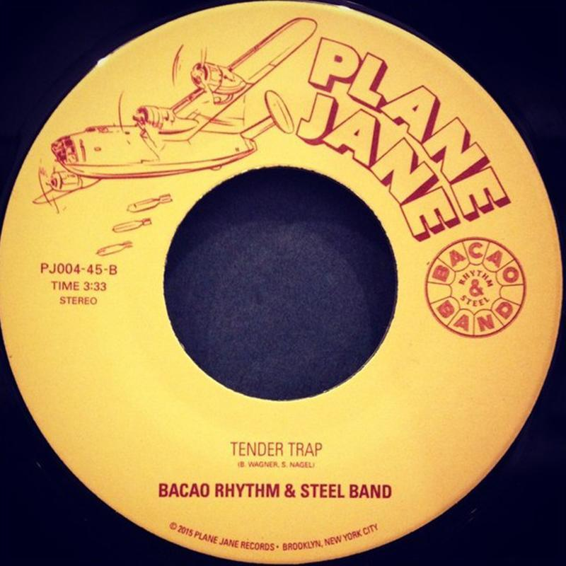 "Bacao Rhythm & Steel Band - Jungle Fever/Tender Trap [7""]"