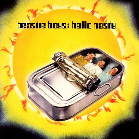 Beastie Boys - Hello Nasty [2LP]