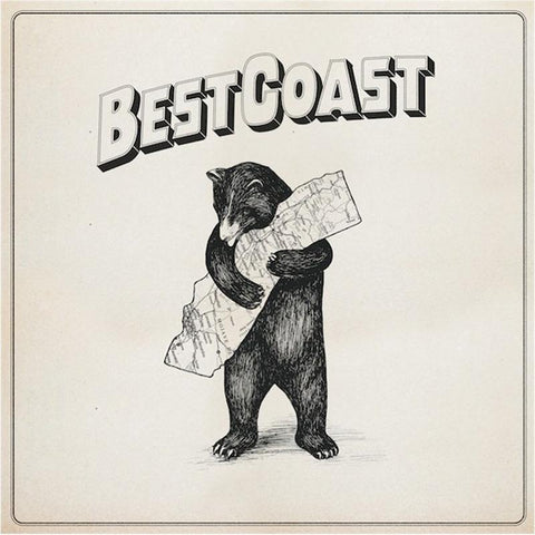 Best Coast - The Only Place [LP]