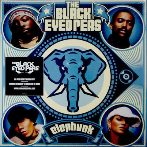 The Black Eyed Peas - Elephunk [2LP] (180 Gram)