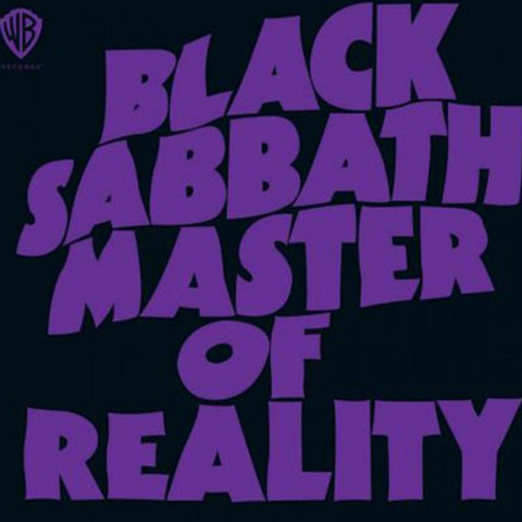 Black Sabbath - Master Of Reality [2LP] (Deluxe)