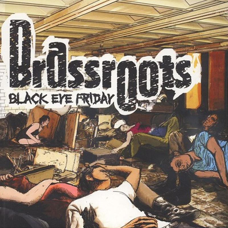 Brassroots - Black Eye Friday [LP]