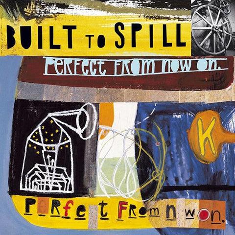 Built To Spill - Perfect From Now On [2LP]